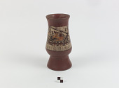 view Cholula-style cylindrical cup digital asset number 1