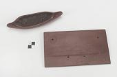 view Miniature canoe digital asset number 1