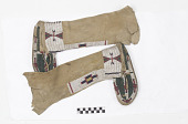 view Woman's legging moccasins digital asset number 1