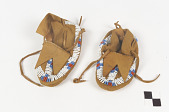 view Baby's moccasins digital asset number 1