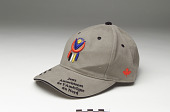 view Hat commemorating the 2002 Native American Indigenous Games digital asset number 1