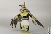 view Kwahu (Eagle) kachina digital asset number 1