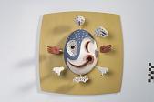 view Mask sculpture digital asset number 1