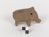 view Rattle in the form of a tapir digital asset number 1