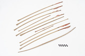 view Bow and arrow model/miniature digital asset number 1