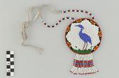 view Heron clan necklace digital asset number 1