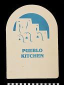 view Pueblo Kitchen Menu digital asset number 1