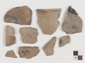 view Vessel fragment/Potsherd digital asset number 1