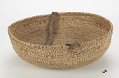 view Burden basket with burden strap/tumpline digital asset number 1