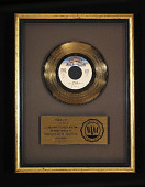 """view Casablanca gold record for the Village People's """"Y.M.C.A."""" digital asset number 1"""