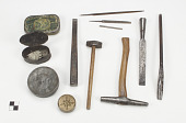 view Silversmith's toolkit digital asset number 1