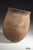 view Jar made in Late Woodland archaeological style digital asset number 1