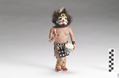 view Hu-Hu-Wa kachina digital asset number 1