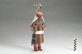 view Masao (Earth God) kachina digital asset number 1