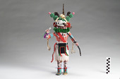view Yunya (Prickly Pear Cactus) kachina digital asset number 1
