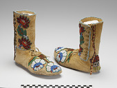 view Woman's boots/high moccasins digital asset number 1