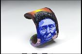 view Blue Face Bracelet (Chief Joseph) digital asset number 1