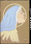 view Mary digital asset number 1