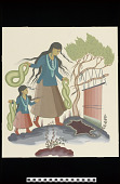 view Navajo Weaver and Child digital asset number 1