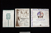 view Denver March Pow Wow Posters for 1985, 1986, and 1996 digital asset number 1