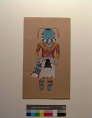 view Chakto (Hakto) kachina digital asset number 1