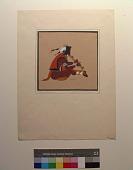 view The Kiowa Flute Player digital asset number 1
