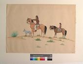 view Navajo Riders digital asset number 1