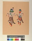 view Tebashui Navajo Dance digital asset number 1