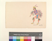 view Feather Dance digital asset number 1