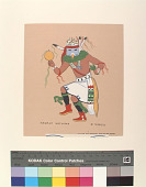 view Navajo Kachina digital asset number 1