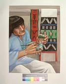 view The Hopi Kachina Doll Carver digital asset number 1