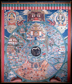 """view Scroll Painting """"Thanka"""" digital asset number 1"""
