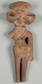 view Pottery Figure Female digital asset number 1