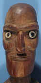 view Carved Wooden Figure, Male digital asset number 1
