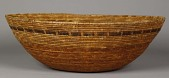 view Coiled Basketry Tray digital asset number 1