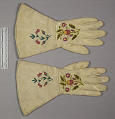 view Embroidered Gloves digital asset number 1