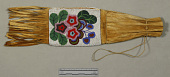 view Beaded Pipe And Tobacco Pouch digital asset number 1