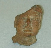 view Pottery Head From Figure digital asset number 1