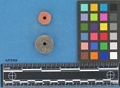 view Beads, disk digital asset number 1