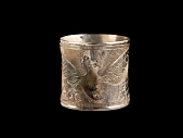view (Silver) Napkin-Ring digital asset number 1