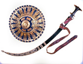 view Cavalry Sword, Sheath, and Belt digital asset number 1