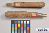 view Ivory Harpoon-Foreshafts 2 digital asset number 1