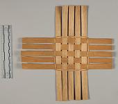 view Square Weaving Basket Bottom digital asset number 1