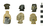view Scrapers, Prehistoric Stone Tools digital asset number 1
