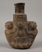 view Ancient Peruvian Vase. digital asset number 1