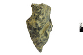 view Stemmed Point, Prehistoric Stone Tool digital asset number 1