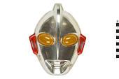 view Ultraman Mask, Silver Robot Mask digital asset number 1