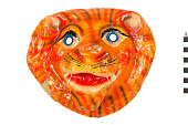 view Carnival Lion Mask digital asset number 1