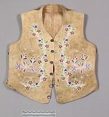 view Part of Clothing Set: Vest digital asset number 1