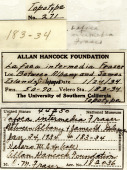 view Lafoea intermedia Fraser, 1938 digital asset number 1